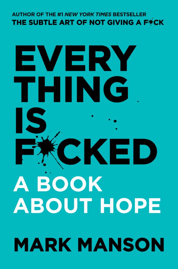 Book cover for Everything is Fucked